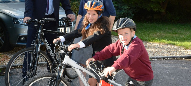 Schools Road Safety Competition – The Safest Mile is the Mile not Driven