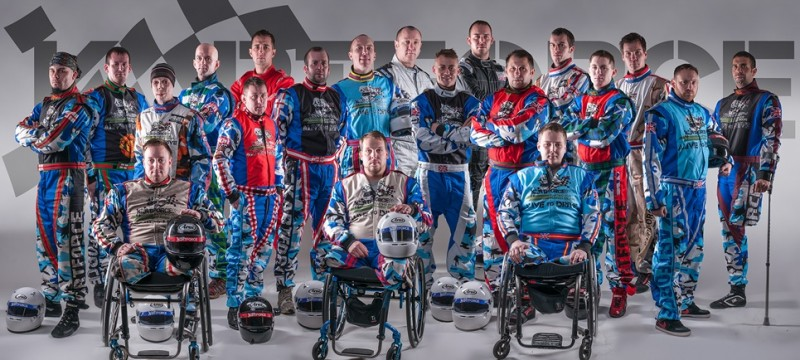 KartForce injured troops to take on BTCC Champ Andrew Jordan at the Annual Revive! Karting Championship