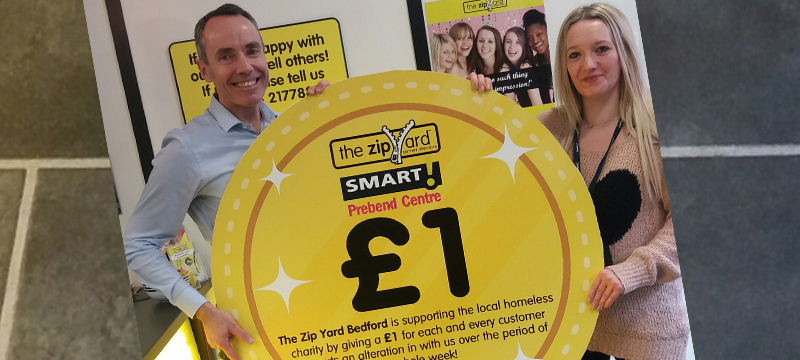 Bedford Business Zips into Action Again for the Smart Prebend Centre