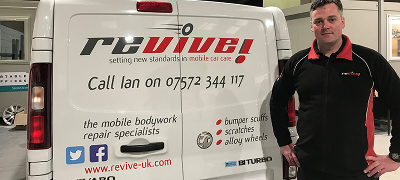 Leading 'bumps and scuffs' repairer comes to Huddersfield