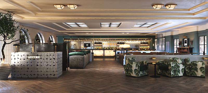 Regent Arcade Sign up Metro Bank as Work Gets Underway on Luxury Boutique Cinema